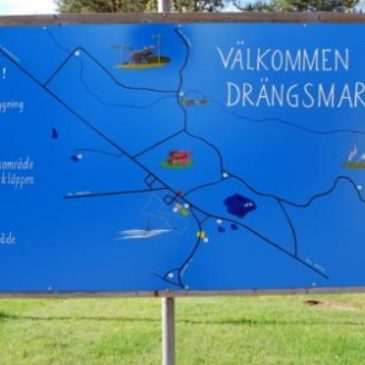 Valborgsfirande Drängsmark